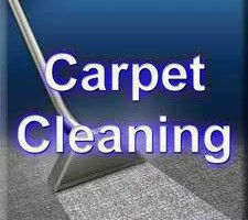 CARPET, TILE & UPHOLSTERY CLEANERS. 4 ROOMS $75 -DEEP STEAM!