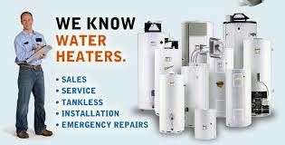 WATER HEATER REPLACE from $189.95!  AC-MEN