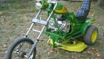 Repair Service - Lawnmower, riding mower, small engine (While You Wait)