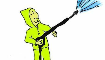 Power wash services