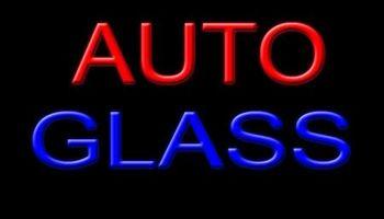 A. U. T. O G. L. A. S. Repair and Replacement - $25.00 in shop service