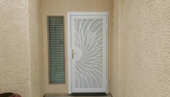 Security Door Installation $60