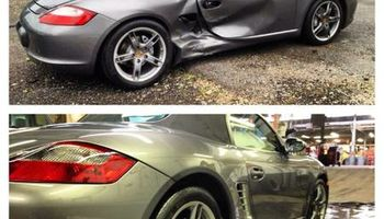 TONY'S MOBILE DENT & BUMPER REPAIR