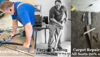 Carpet Cleaning and Upholstery Clean WinterSpecial