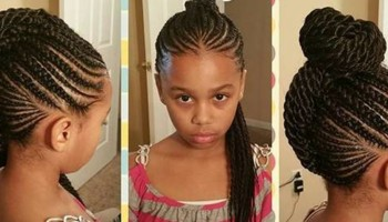 Everday special! Kids plaits -> $45