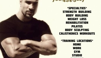 PERSONAL TRAINER - group training - Get the body you want NOW!