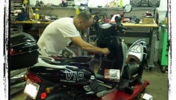 Scooter Repair