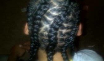 Holiday special $75 BRAIDS TWIST