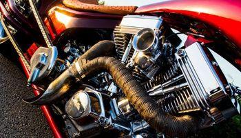 Motorcycle service / detaling