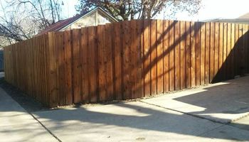 Individual fence work - call Joe!