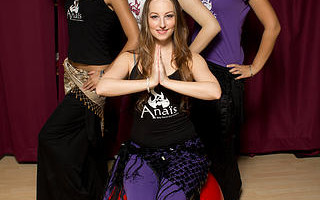 Anais Belly Dance Studio. Shimmy Chic Fitness