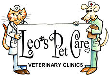 Leo's Pet Care. Vaccines for Life for dogs and cats.