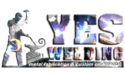 Yes Welding. Wrought Iron Gates, Fences & Other Welding Services