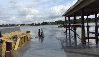 Deck and Dock Power Washing
