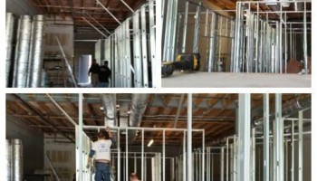 Drywall Metal Frame and Paint Contractor