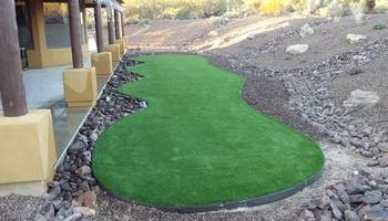 Artificial Grass and Putting greens