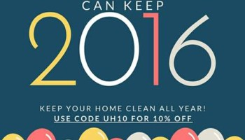 GET YOUR HOUSTON HOUSE CLEANER - One Bedroom House: $100