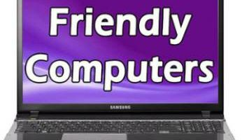 Friendly Computers - Laptop Repair, Cracked Screen, Virus Removal, Runs Slow...