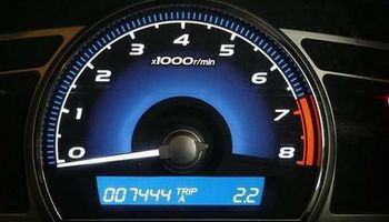 SERVICE Odometer Mileage CORRECTION Speedometer