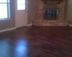 STEPHENSON FLOOR SERVICES. WE INSTALL ENGINEERED WOOD & LAMINATE FLOORING