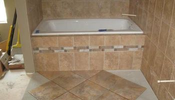 Professional Ceramic Tile Installation. Floors by Grace