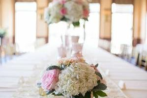 New for 2016- Rosette Wedding / Reception Decor Package $875.00