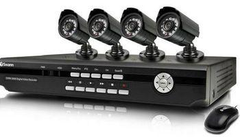 Surveillance Camera Installations