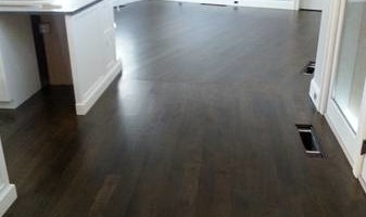Hardwood Floors : Repair Install sand and finish