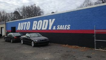 Professional AutoBody Shop and Sales