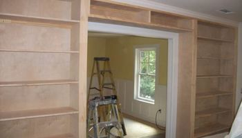 DOORS, CABINETS, FINISH CARPENTRY 30+yrs.exp.!