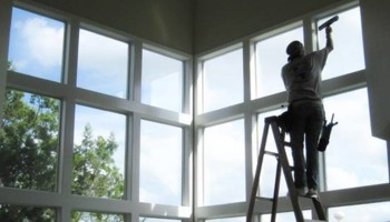 PROFESSIONAL WINDOW WASHING by: Superior window cleaning and blinds