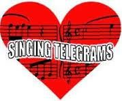 Try a Singing Telegram with Balloons and Flowers for Valentines Day!!!