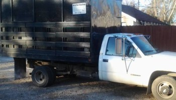THIS GUY DOES GREAT WORK HAULING WHATEVER YOU NEED