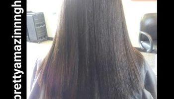 Shon's Natural Hair