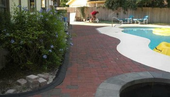 NORTH FLORIDA PAVERS, CONCRETE & CURBING