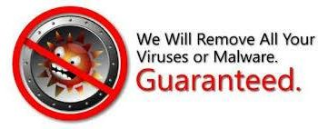 VIRUS REMOVAL SERVICE... 30 Day Guarantee... ONLY $39...