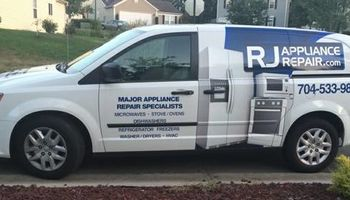 RJ Appliance Repair - $10 Discount on Service Call Fee!