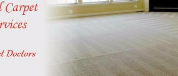 The Carpet Doctors - Carpet & Upholstery cleaning