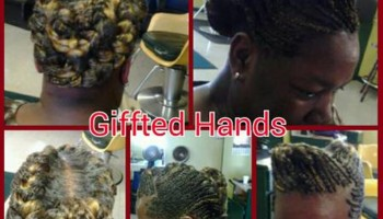 All Color Cut Style at Your Home. Giffted Hands