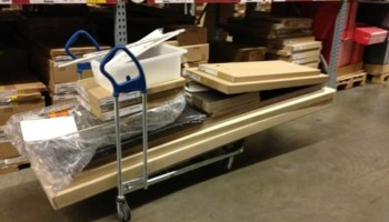 Furniture and Cabinet Assembly