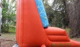 Bounce House/Spider Man Sticky Wall Rentals $75.00 Special!