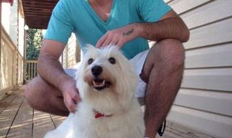 Pet Sitter Sean Papazis
