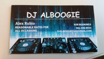 DJ FOR ALL OCCASIONS (DJ AL BOOGIE)