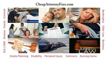 Cheap Lawyer and Cheap Divorce, Criminal and DWI in Charlotte, NC