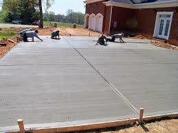Procrete Atlanta. Concrete installation