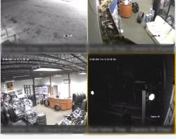 Video Surveillance Camera Installation (+20 Years of Work Experience)