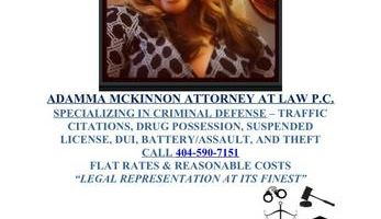 CRIMINAL & TRAFFIC ATTORNEY (FLAT RATES)