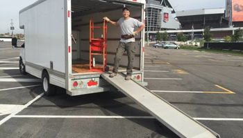 Hire this guy and this truck to move you