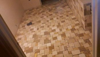 Tile installation service. Any type of designs!