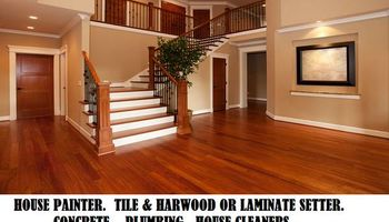 House Painting and flooring + cleaning. FREE ESTIMATES!